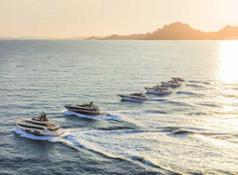 Ferretti Group at Palma 2018