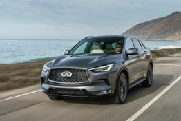2019 INFINITI QX50 - Exterior Photo 23-source