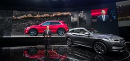 INFINITI Auto China 2018 - Lei Xin announces QX50 launch in China-source