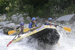 rafting (52) Archivio A.P.T. Val di Sole