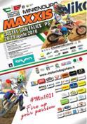 Poster Campionato Italiano Minienduro