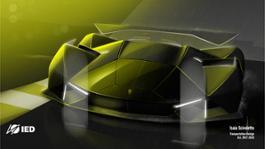 IED e Lamborghini Teaser 1
