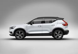 227625 New Volvo XC40 T5 plug-in hybrid