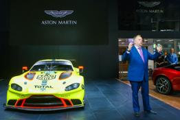 Aston Martin at the Beijing Auto Show 2018 (1)