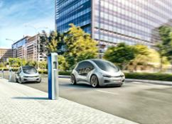 bosch electrified-mobility in the city
