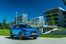 426191886 The new Nissan Qashqai premium crossover enhancements deliver outstanding