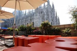 Slide And Terrazza Aperol Together For Milano Design Week And During