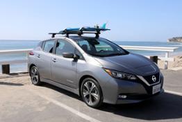 426226524 Nissan Electric Vehicles and sustainability ambassador Margot Robbie