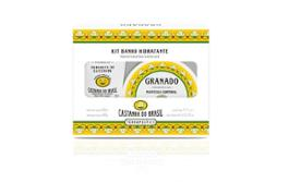 Granado TERRAPEUTICS Castanha Hydrating bath kit