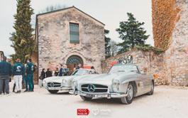 1000Miglia Scalo Milano Mercedes