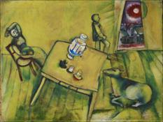 chagall das gelbe zimmer 1911 inv-99-4