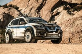 Nissan | Rogue – Star Wars-themed show vehicle-10