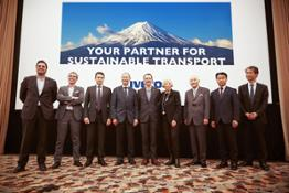 ivecojapanpress conferece natural power range launch