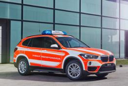 Photo Set - The BMW X1 xDrive20d for operations management