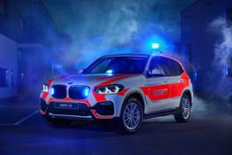 Photo Set - The BMW X3 xDrive20d for the emergency physician