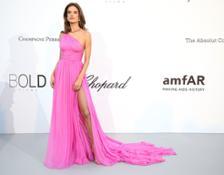 Alessandra Ambrosio AmFar Cannes 18