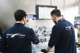 Officina-laboratorio Bosch Bari 02