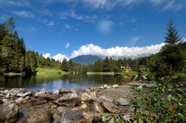 Lago dei Caprioli Pellizzano Ph L. Brentari