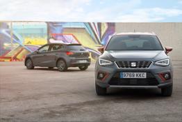SEAT Ibiza Arona Beats 007 HQ
