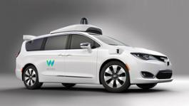 Waymo FCA Fully Self-Driving Chrysler Pacifica Hybrid 1q5vbdfjcsmn1vu361iopcko8fu