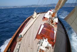 Vele d'Epoca nel Golfo Foto Maccione (2)