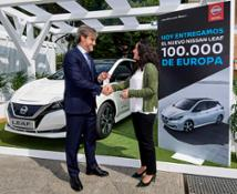 426227741 Nissan makes 100 electric mobility a mass market reality