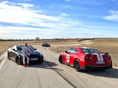 Nissan GT-R and Marc Gene set a new record in Spain - Photo 01-source