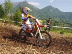 Cross Test Trofeo Enduro KTM 2018