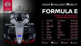 Nissan Formula E 01