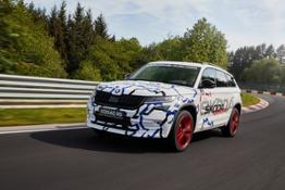 Kodiaq-RS Nurburgring 1
