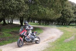Renato Zocchi, Gibraltarrace Honda X-ADV (4)