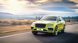 Bentayga Pikes Peak Limited Edition - Exterior Dynamic