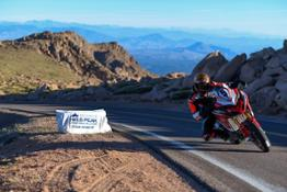 Pikes Peak International Hill Climb 2018 Multistrada 1260 Pikes Peak UC66333 High