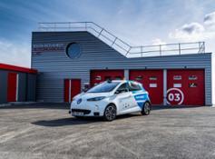 21212473 2018 - Rouen Normandy Autonomous Lab Renault ZOE robot taxi experimentation