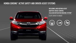 133739 Honda reveals engineering behind strongest safest and most dynamic CR-V