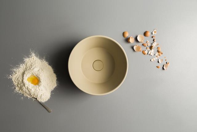 Bagno di colore di globo tutti i colori della ceramica