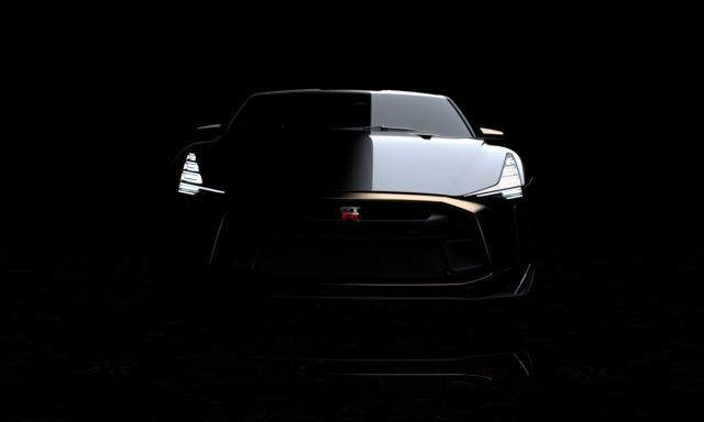 Nissan And Italdesign To Unveil Ultra Limited Gt R Prototype