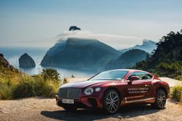 Bentley Summer Tour Costa Smeralda 1