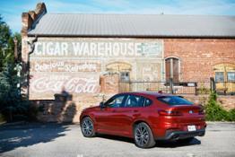 Photo Set - The new BMW X4 M40d (07_2018).