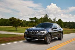 Photo Set - The new BMW X4 xDrive30i (07_2018).