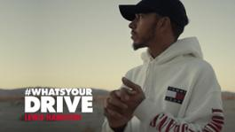 Tommy Hilfiger Whats Your drive Lewis Hamilton Episode 3
