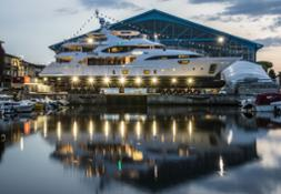Benetti BY009 - launch HIGH RES