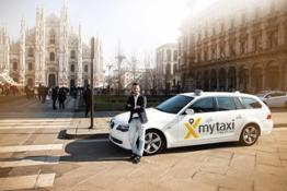 mytaxi Milano 2