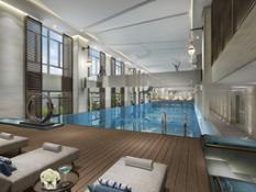 Hilton Hangzhou Xioshan Pool HR