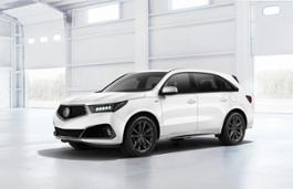 01 2019 Acura MDX A-Spec