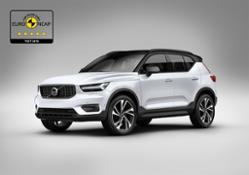 235321 Volvo XC40 receives five star rating in Euro NCAP assessment