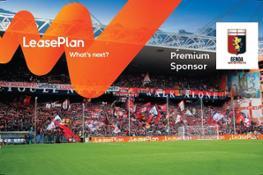 Genoa LeasePlan sponsor