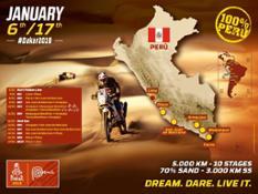 Dakar 2019 – Map2