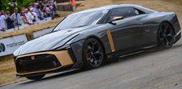 Nissan GT-R50 by Italdesign - Goodwood Event Photo 04-source