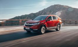 Honda CR-V VTEC TURBO Petrol front